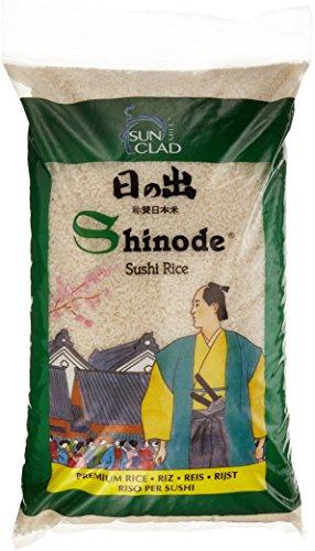 Sun Clad Reis Sushi Shinode, 1er Pack (1 x 10 kg)