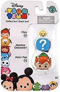 Disney Tsum Tsum Series 4 Cleo & Peter Pan 1