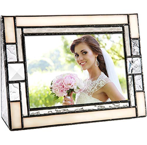 Ivory Stained Picture Frame