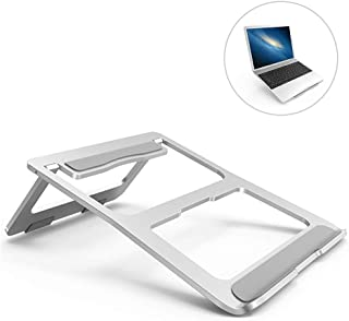 Laptop Stand, Amazer-T Laptop Holder, Aluminum Laptop Computer Stand for Desk, Portable Laptop Riser/Lift, Ergonomic Lapto...