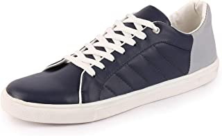 Lakhani Men's Lace Up Casual Sneakers PE-9070