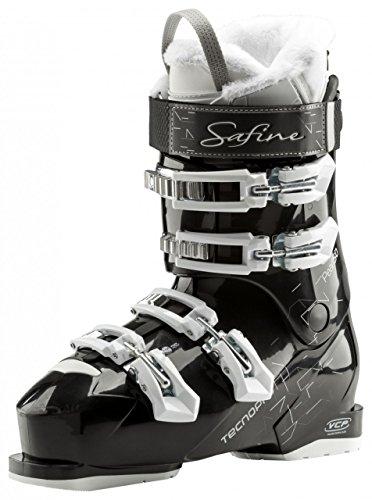 Tecnopro ski-laarzen Safine Pearl 50 - zwart, maat: 24,5