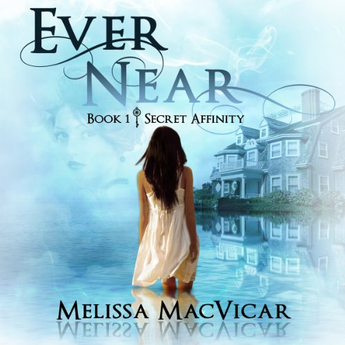 Ever Near audiobook cover art