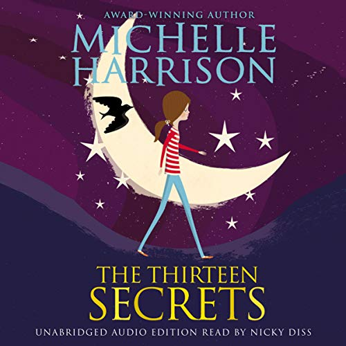 The Thirteen Secrets audiobook cover art