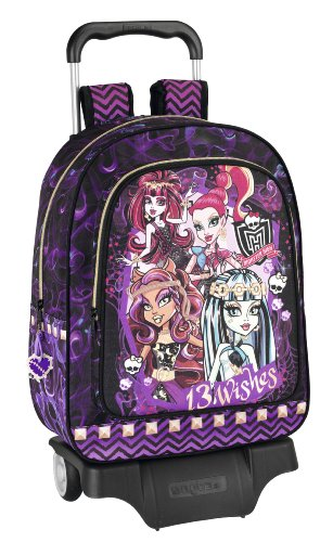 Monster High 2076-611366160Sac à dos fantaisie