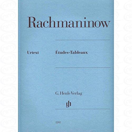 ETUDES TABLEAUX - arrangiert für Klavier [Noten/Sheetmusic] Komponist : RACHMANINOFF SERGEJ