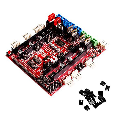 ILS - RAMPS-FD Controller 32bit Cortex M3 ARM Shield For Arduino Due Reprap 3D Printer