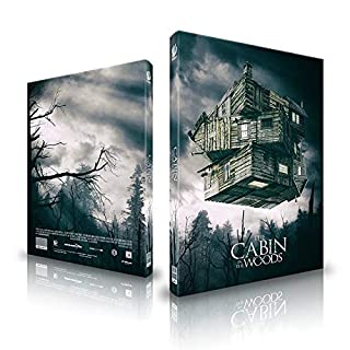 The Cabin in the Woods - Exklusiv Limited Mediabook Edition A (444) - Blu-ray