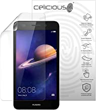 Celicious Vivid Plus Mild Anti-Glare Screen Protector Film Compatible with Huawei Honor Holly 3 [Pack of 2]