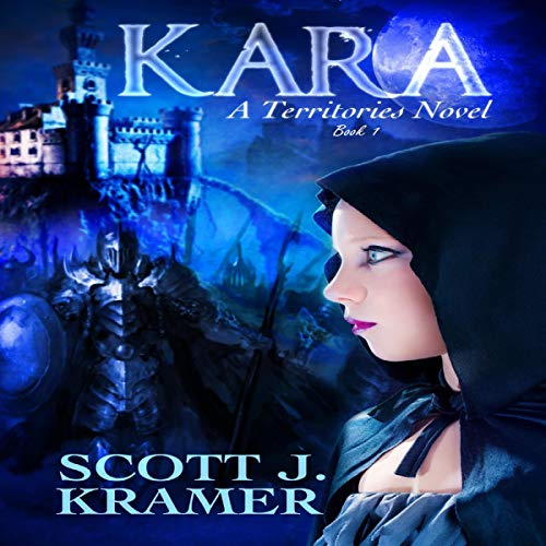 Kara audiobook cover art