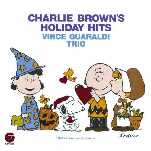 Charlie Brown's Holiday Hits [LP]