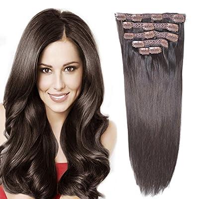14'Remy Human Hair Clip