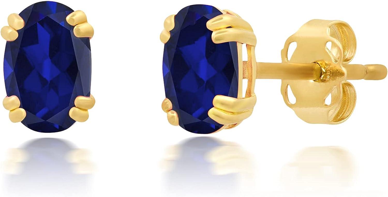 Nicole Max 59% OFF Direct sale of manufacturer Miller Fine Jewelry - Solid Minimalist Ova 10k Gold 6x4mm