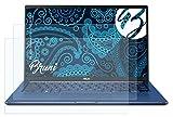 Bruni Schutzfolie kompatibel mit Asus ZenBook Flip 13 UX362FA Folie, glasklare Bildschirmschutzfolie (2X)