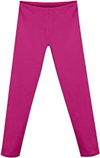 Hanes Girls Cotton Stretch Leggings K411