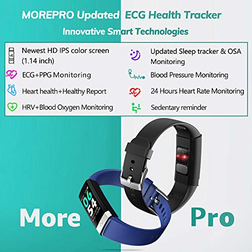 MorePro Heart Rate Monitor