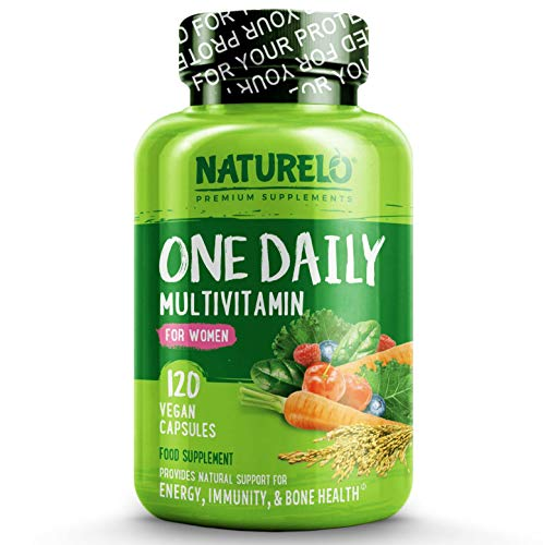 NATURELO One Daily Multivitamin for Women, 0.1809 kg, 120 Units