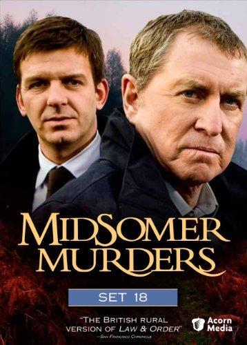 Midsomer Murders: Set 18 (Small Mercies / The Creeper / The Great and the Good) by John Nettles