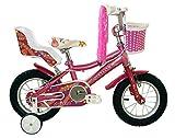 Umit Bicicleta 12' Lydia, Niñas, Rosa, Infantil