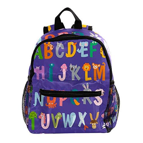 Mochila escolar para niños y niñas, diseño de unicornio