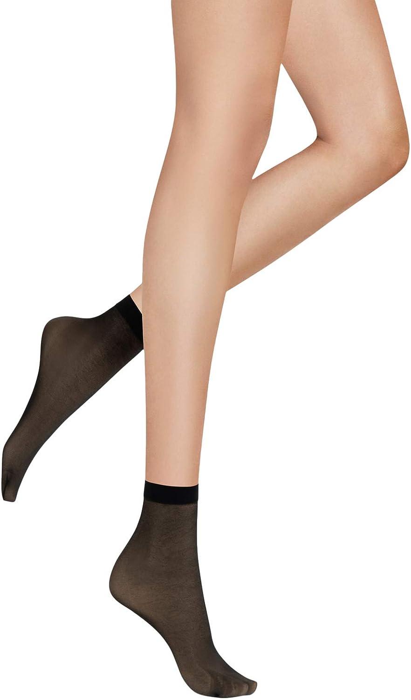 Sanpellegrino Dream 20 Sheer Ankle Socks