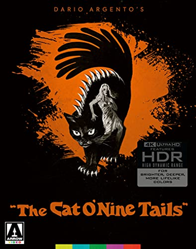 The Cat O' Nine Tails (Limited Edition) [4K Ultra HD] [Blu-ray]