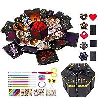 MOMSIV クリエイティブエクスプロージョンギフトボックスセット Hexagon gift box 364486