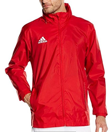 adidas COREF RAI - Chaqueta deportiva para hombre, color rojo , talla XL