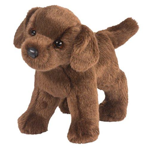 Douglas Tucker Chocolate Lab Dog Plush Stuffed Animal