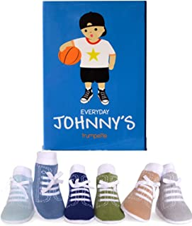 Trumpette Every day Johnny's 6pk Socks 0-12mo