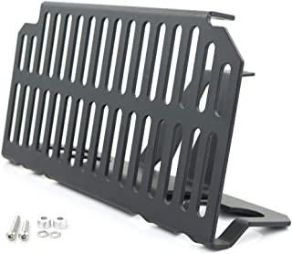 Xitomer Aluminum Radiator Guard, for Yamaha WR250R WR250X 2008-2019, Radiator Cover/Protector (black)