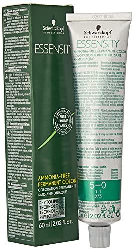 Schwarzkopf Professional Essensity Permanent Color Ammonia Free 5-0 - 62 ml