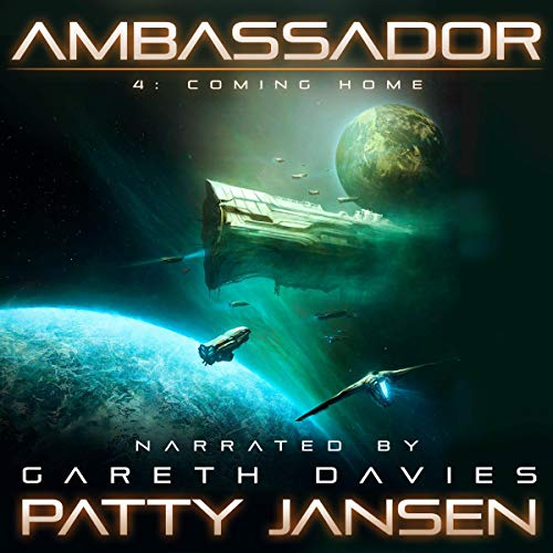 Ambassador 4: Coming Home cover art
