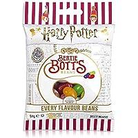 Harry Potter Caramelos sabores especiales Bertie Botts - 54 g
