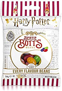 Harry Potter Caramelos sabores especiales Bertie Botts - 54 g