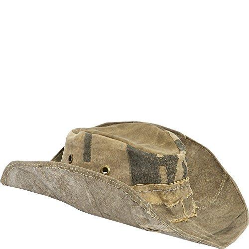 Real Deal Brazil The 's Tan Recyceled Cotton Cavans Original Hat XL