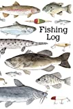 Fishing Log: A Kids Fishing Log