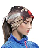 Aidyasd Harley Quinn Neck Warmer Soft Microfiber Headwear Face Scarf coverfor Cold Weather Winter Outdoor Sports Black