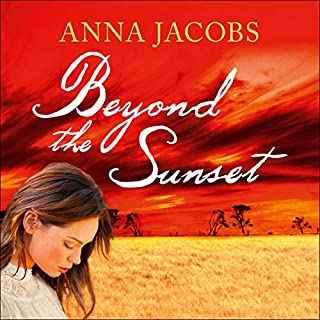 Beyond the Sunset audiobook cover art