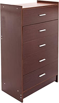 Amazon.com: South Shore Muebles, Cosmos Collection, 5 ...