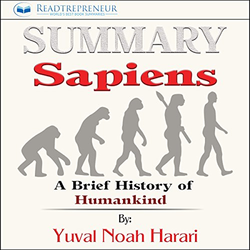 Summary: Sapiens: A Brief History of Humankind cover art