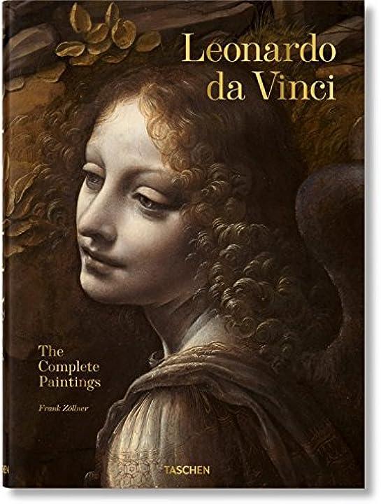 Leonardo da vinci. tutti i dipinti (italiano) copertina rigida 978-3836573474