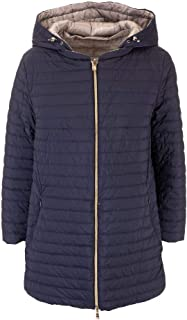 Herno Luxury Fashion Womens PI1092D192889201 Blue Down Jacket |