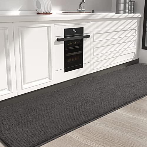 Color&Geometry Tappetino da cucina 44x100cm. Tappeto cucina antiscivolo lavabile, runner da cucina,...