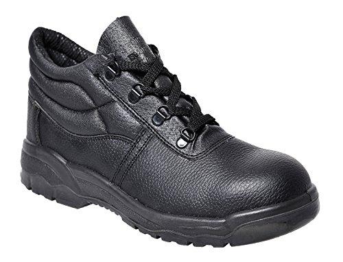 Portwest Men's Steelite Protector Boot S1P, Black, EU 43 / UK 9