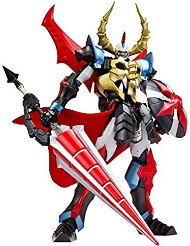 METAMOR-FORCE Gaiking THE NIGHT Non-scale Action Figure by Sentinel