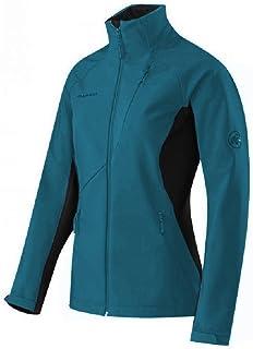 Mammut Women's Bondasca Jacket, Imperial-Graphite, Small