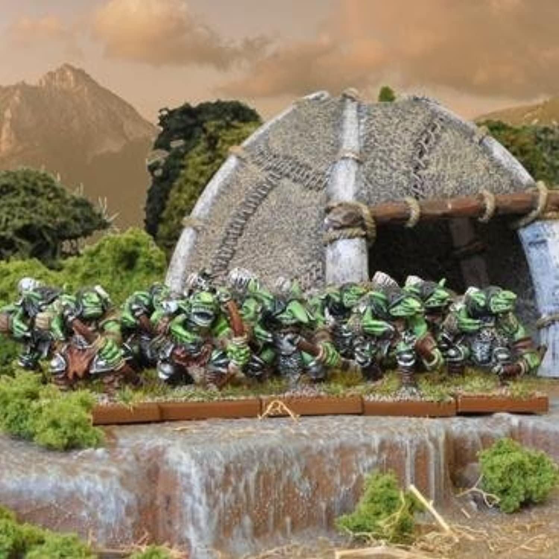 Goblin Spitters by Kings of War  Goblins 28mm