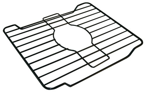 Better Houseware Small Sink Protector Grid, Black