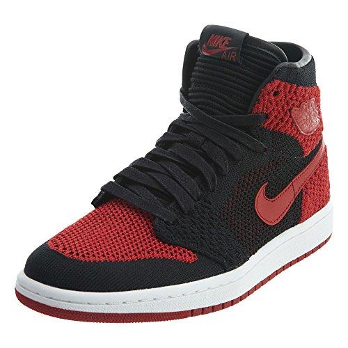 Nike AIR Jordan 1 Retro HIGH Flyknit BG (GS) 919702 001 Size 7